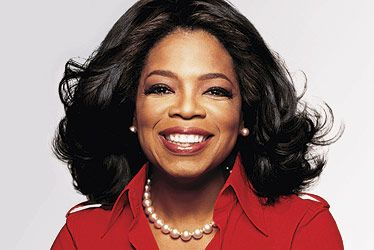amazing Oprah - I'm thankful for her