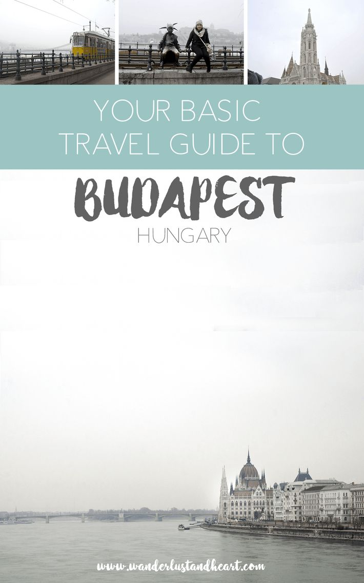 A Lovely Guide to Budapest – Wanderlust + Heart