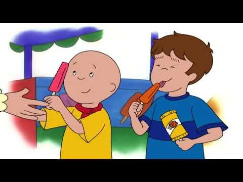 Caillou English Full Episodes #57 Caillou in Space Cartoons