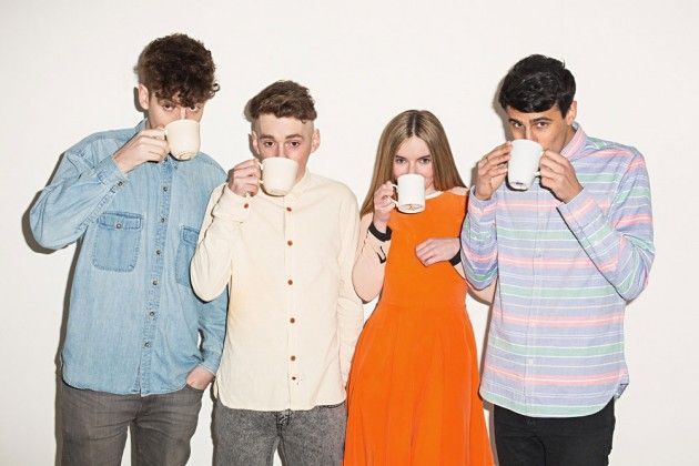 Clean Bandit band members.
