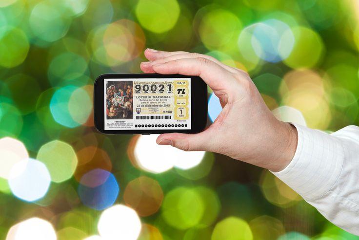 Prueba TuLotero, una app para comprar lotería… ¡y llévate una participación!