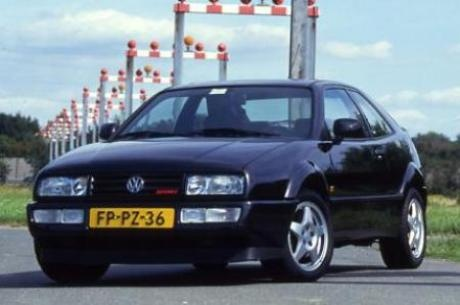 VW Corrado VR6 - in my drive way