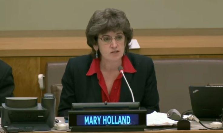{N.Y. Law Professor Addresses U.N. on Government Vaccine Policies Violating the Nuremberg Code}