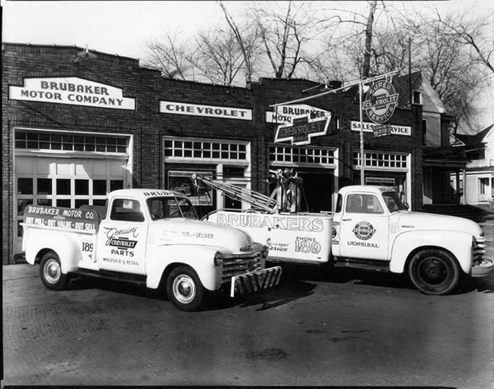 Brubaker Motor Company Chevrolet Tow Trucks And