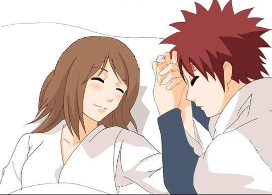gaara and sakura moments - photo #33