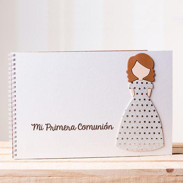 """Álbum """"Mi Primera Comunión NIÑA"""""""