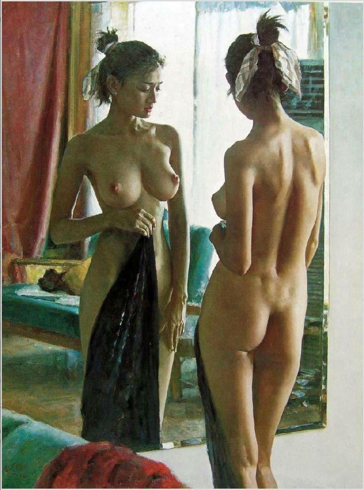 Arte exótico y erótico de guan zeju 4