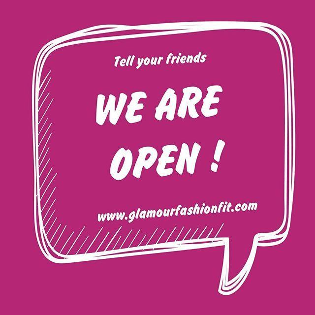🇬🇧 WE ARE OPEN! Our website is officially launched and you can shop all of our products online! Check it out! Be Amazed! 🇵🇹 NÓS ESTAMOS ONLINE! Nosso website foi lançado oficialmente e agora poderá comprar todos os nossos produtos online! Corra! Surpreenda-se!