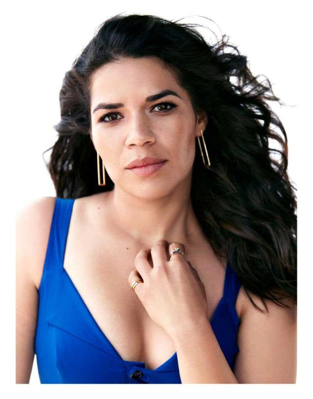 Actress America Ferrera Become A Mother Hollywood Celebrities