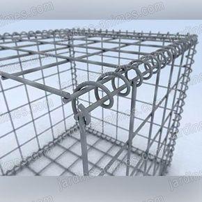 gabion cages bing images cottage pinterest gabionen und g rten. Black Bedroom Furniture Sets. Home Design Ideas