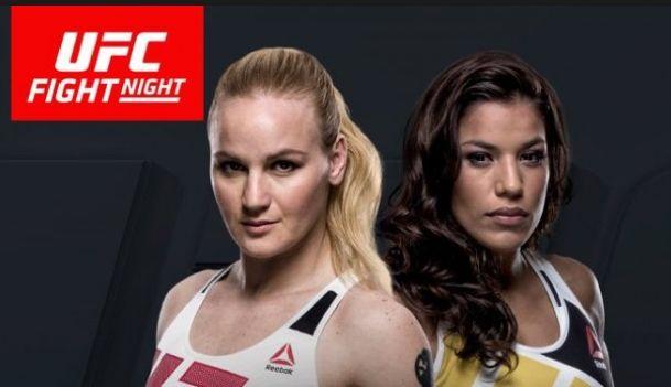 Shevchenko vs Pena Live Stream UFC Fight Night 2017