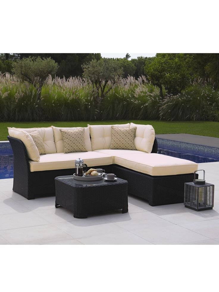 Morocco 4-Piece Chaise Lounge Set | very.co.uk