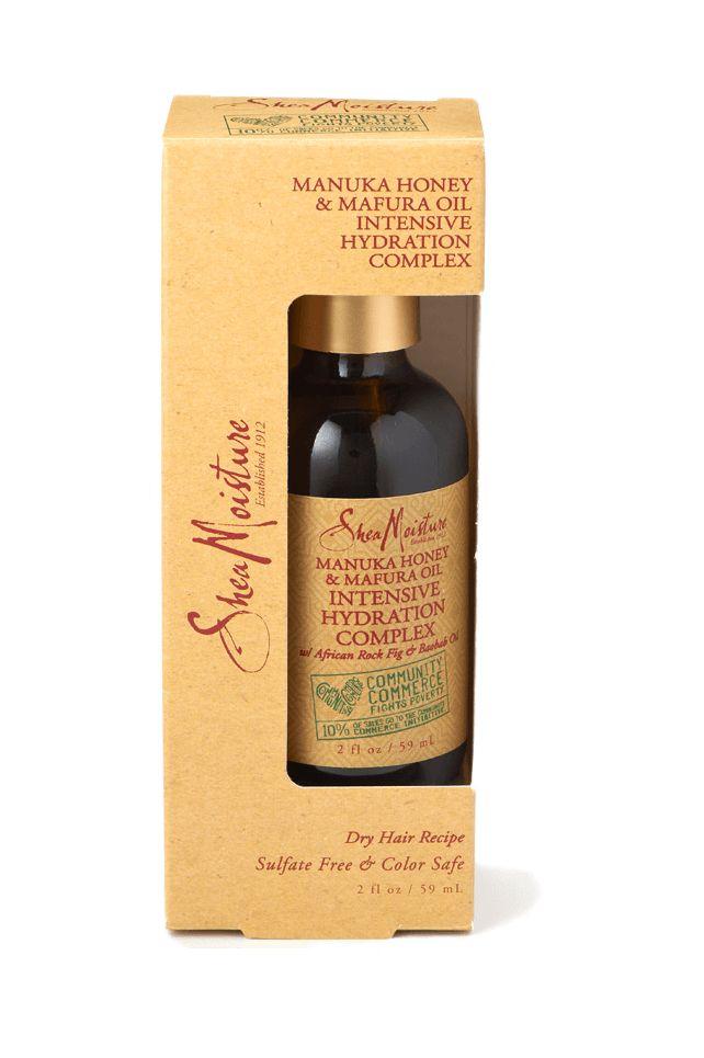 Shea Moisture Manuka Honey & Mafura Oil Intensive Hydration Complex 2 Ounce