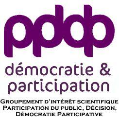 Groupement d'intérêt scientifique sur la participation du public aux processus décisionnels et la démocratie participative | Démocratie et Participation http://www.participation-et-democratie.fr/fr