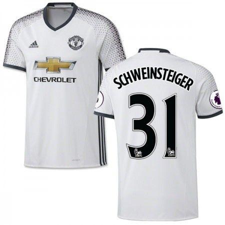 Manchester United 16-17 Bastian #Schweinsteiger 31 TRödjeställ Kortärmad,259,28KR,shirtshopservice@gmail.com