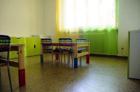 sala creatività preasilo I Monelli