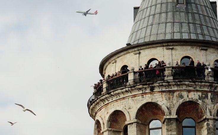 İstanbulun keyfini çıkartmak için çok güzel bir gün :) #elanhotelistanbul #closeplaces #istanbul #happy #lovely #galatatower #galatakulesi