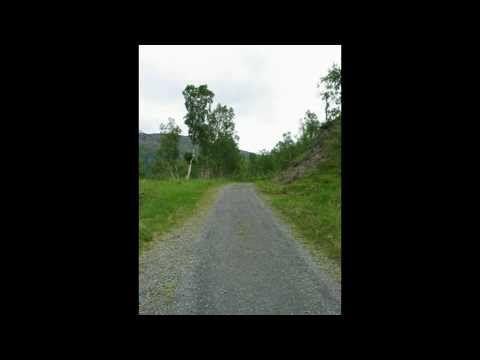 Norway Finnmark Loppa Øksfjordbotn Gammelveien old road oldroad