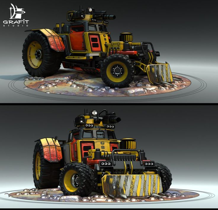 Battle Carzzz - Dozer by 600v.deviantart.com on @DeviantArt