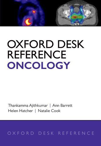 Oxford Desk Reference: Oncology by Thankamma V Ajithkumar. $83.88. 736 pages. Publisher: OUP Oxford; 1 edition (June 9, 2011)
