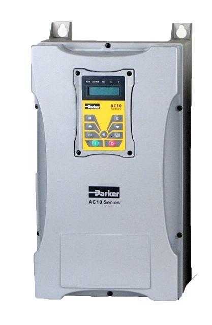 Parker 16G-43-0230-BF 11kW Frequenzumrichter, EMV Filter, IP66