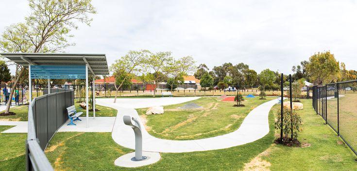 17 best images about dog park design on pinterest for Pool and landscape design adelaide