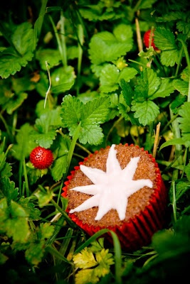 Cupcakes with Strawberries: Revisiting the Strawberry Cupcake ...