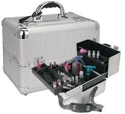 maleta de maquiagem avon 2 Maleta de Maquiagem Completa Profissional Avon   Preço