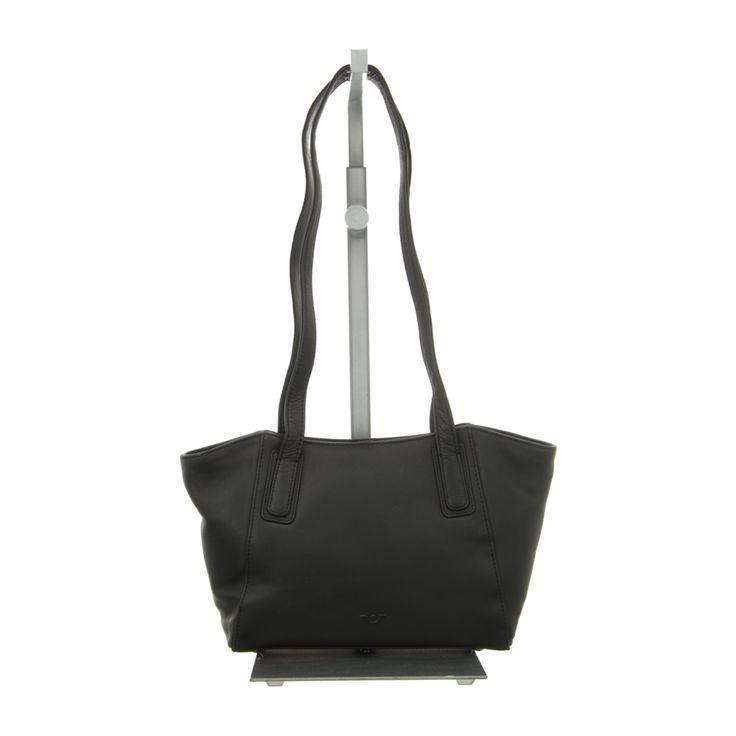 NEU: Voi Leather Design Handtaschen Shopper - 20760 SZ - schwarz -