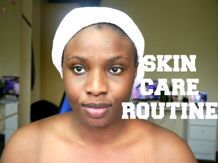 UPDATED SKIN CARE ROUTINE | Simi Ola
