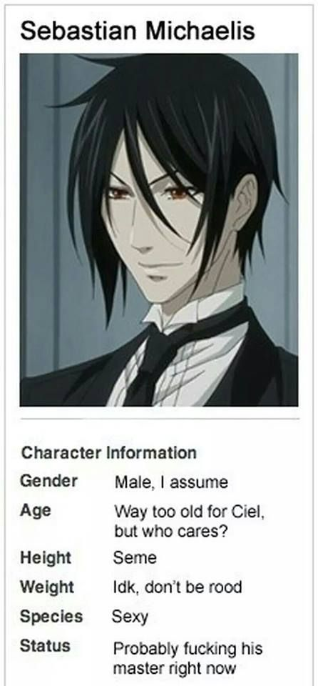 1000 Images About Black Butler On Pinterest Texting