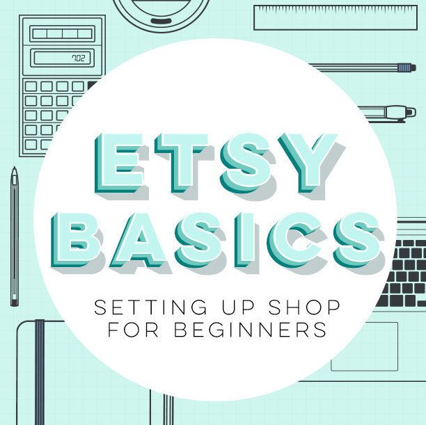 Thinking about opening an Etsy shop? Getting started on Etsy is as simple as clicking the Sell on Etsy or Open a shop links (top right corner and bottom left, respectively) ... then follow the instructions to list your first item. But! If you need a linear set of instructions to walk you through the process step-by-step, this guide is for you. Heres what else youll get to help you set up: - A pricing formula. (To make sure youre coming away with a profit!) - My thoughts as an Etsy memb...