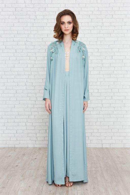 Emirati Designer Huda Al Nuaimi Introduces Her Fine and Feminine Ramadan Collection