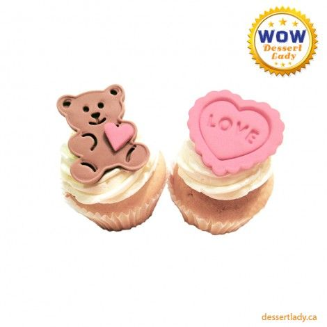 Dessert Lady offers deliciously best 3D custom cupcakes in Toronto available all the time.