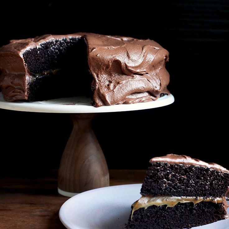A Surprisingly Excellent Chocolate Cake Ingredient on Food52
