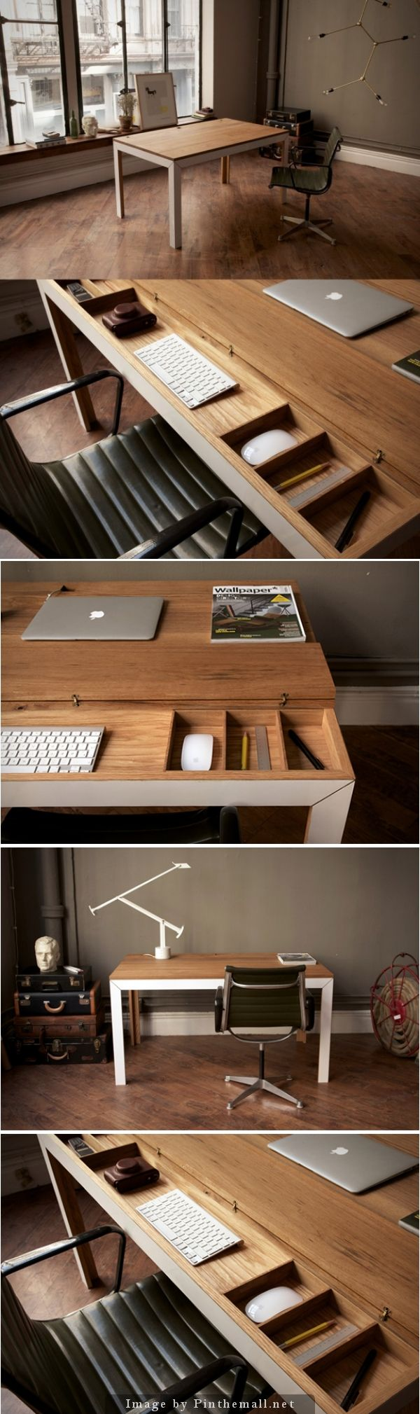 Tribeca Desk, By Soren Rose