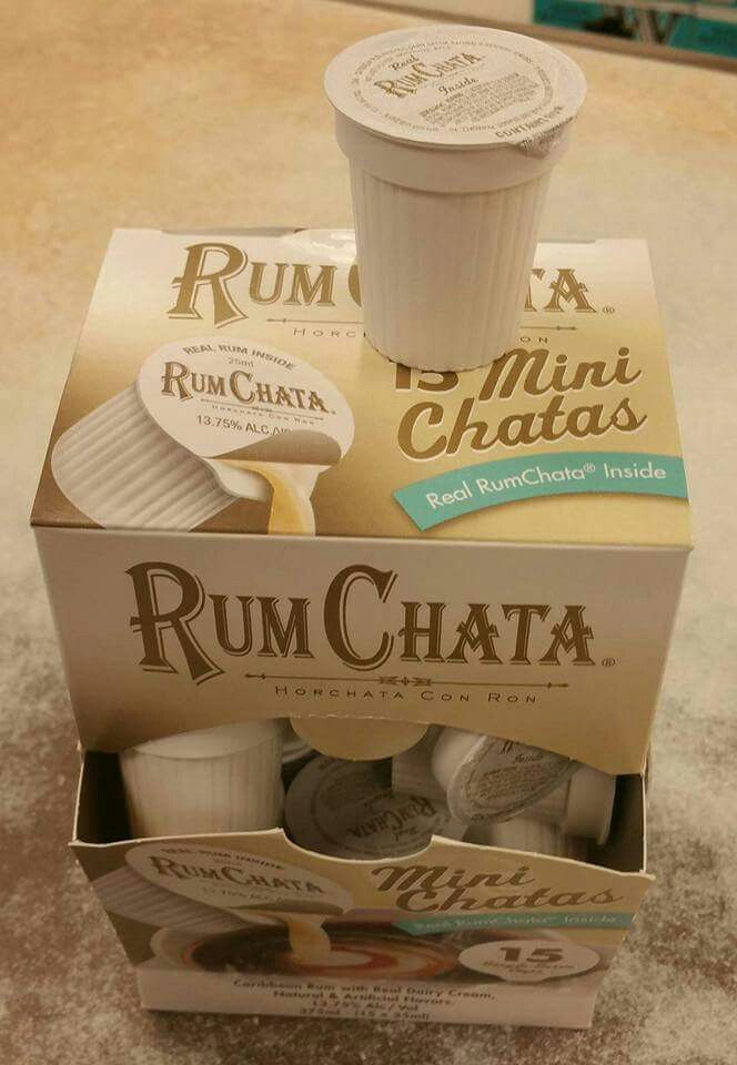 Rumchata Creamer This Sounds Yummy At Work