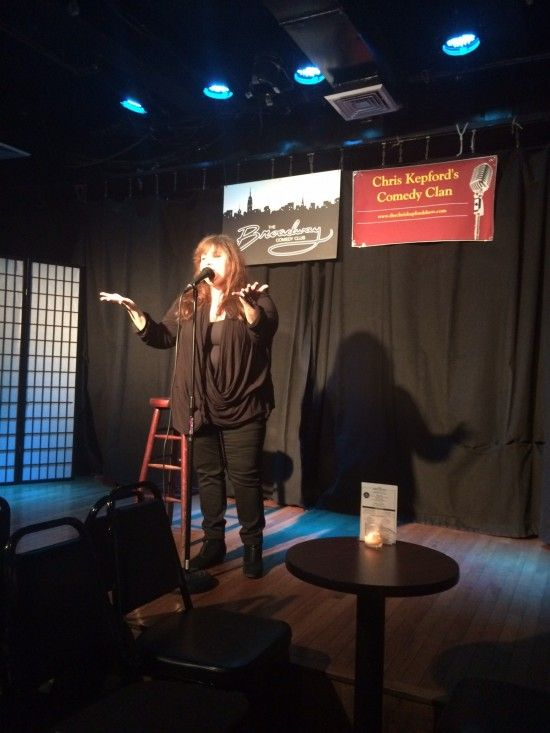 Another great Stand Up Comedy Review on our very own Jen Remauro who performed at The Broadway Comedy Club on St. Patrick's Day. #PublicRelations #NYC #SocialMedia  #newyork #comedy