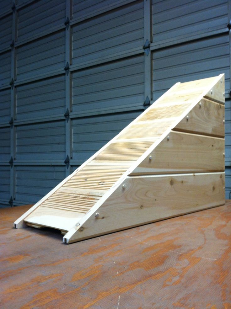Dog Ramp Plans: 17+ Images About Dog Ramps On Pinterest