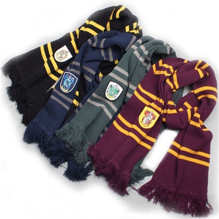 >> Click to Buy << Cosplay  Harri Potter Scarf Scarves Gryffindor,Slytherin,Hufflepuff,Ravenclaw Scarf Scarves Costumes Gift #Affiliate