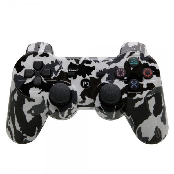 Wireless Bluetooth Controller PS3 Camouflage $23.43  #ps3 #ubetechnodeals #promotion