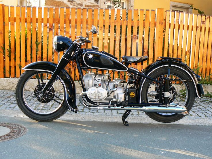 BMW R51 - Modelo 1938-1940 A real work of art!