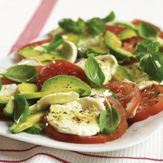 Tricolore Salad recipes - #PinthePerfect #MaryBerry