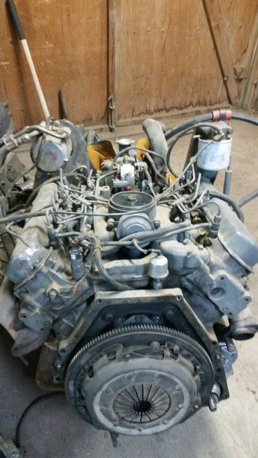 6.9 idi diesel for the 1979 supercab | 1978 Ford | Ford ...