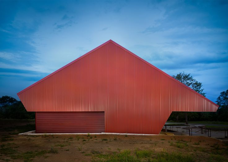 PHAB Architects transforms 1920s packing shed into art gallery