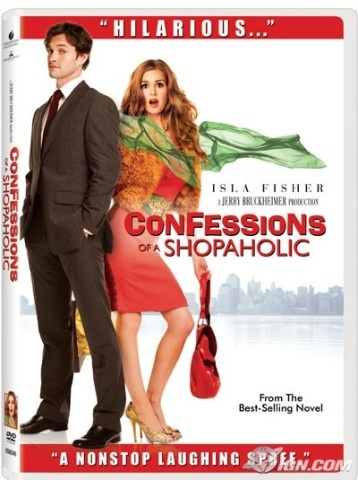 Isla Fisher & Hugh Dancy, was a funny book and a great  entertaining movie.Shopaholic 2009, Book, Movie Night, Hugh Dancy, Favorite Movie, Green Scarf, Isla Fisher, Confessions, Favourite Movie