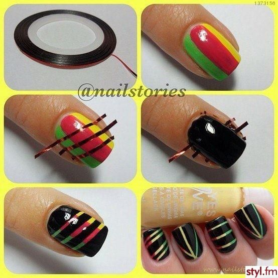 color: Make Up, Nailart, Makeup, Nail Designs, Naildesign, Nails, Nail Ideas, Nail Art