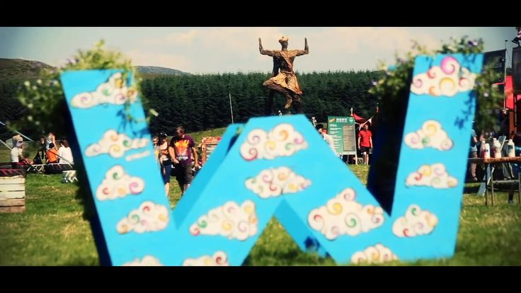 This was Wickerman Festival last year. We cannot WAIT for 24-25 July! If you'll be there, come and #FindHobo.