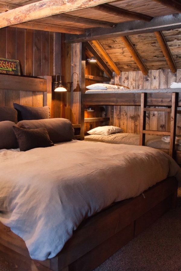 29 Awesome Rustic Style Bedroom Decor Projects To Consider For