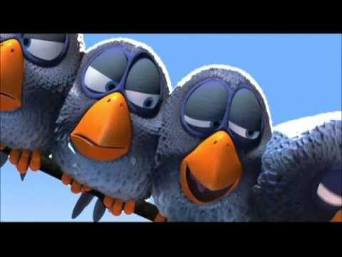 Coisas de pássaros (2000) - Curta Oficial da Disney Pixar - YouTube